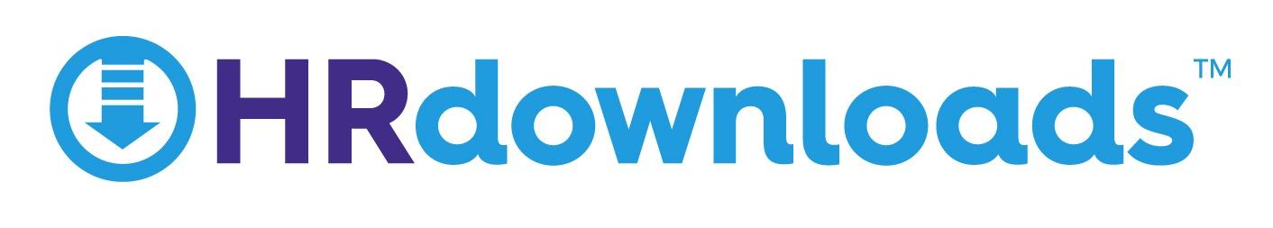 HRdownloads Logo
