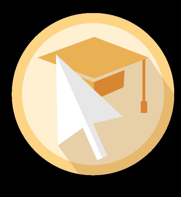 Online Employee Training Icon
