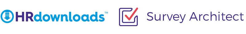 HRdownloads' Survey Architect logo